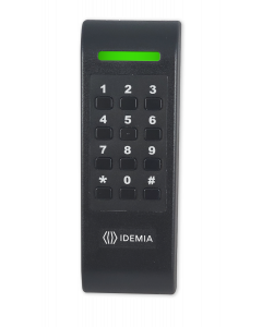 IDEMIA Enterprise Security Secure Physical Access Control Reader (With Pinpad)