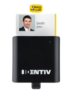 Identiv iAuthenticate™ 2.0 iOS Smart Card Reader with SubRosa App