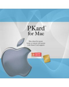 MAC Middleware - Thursby PKard™ for Mac OS X *Non-refundable* (WILL NOT WORK WITH MAC OS CATALINA, BIG SUR, OR NEWER)